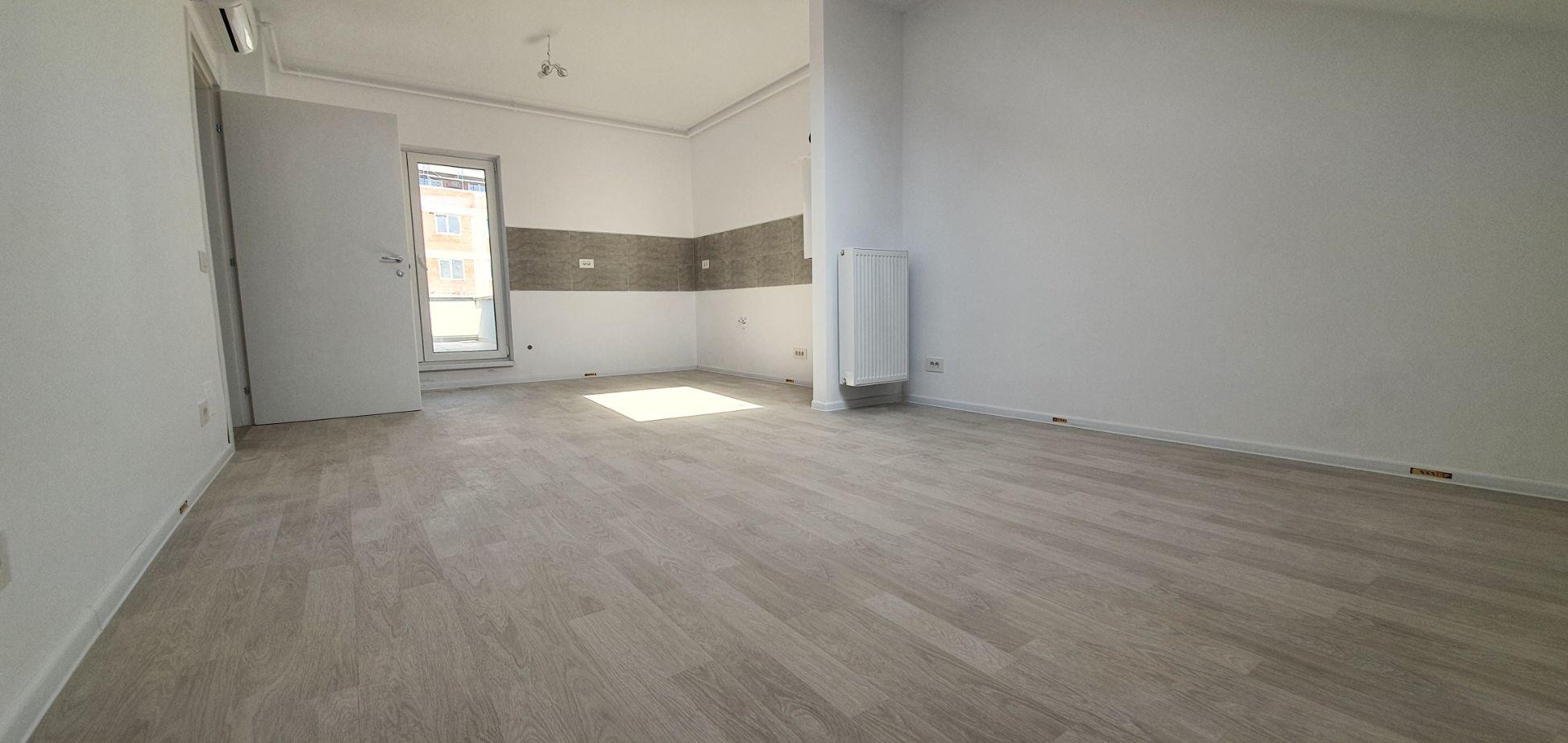 Bloc 1 - Mansarda - Apartament 21 - Living