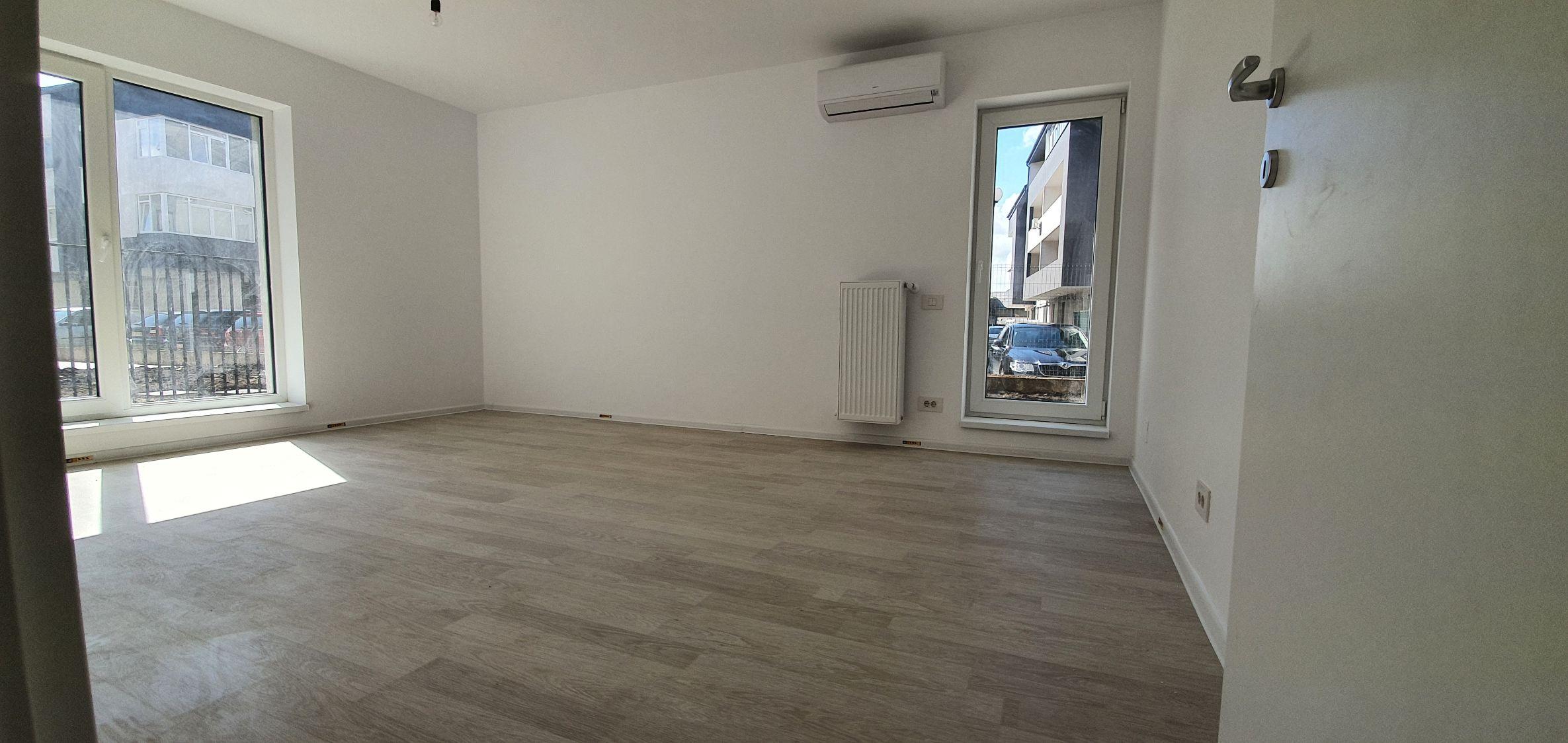 Bloc 1 - Parter - Apartament 02 - Living