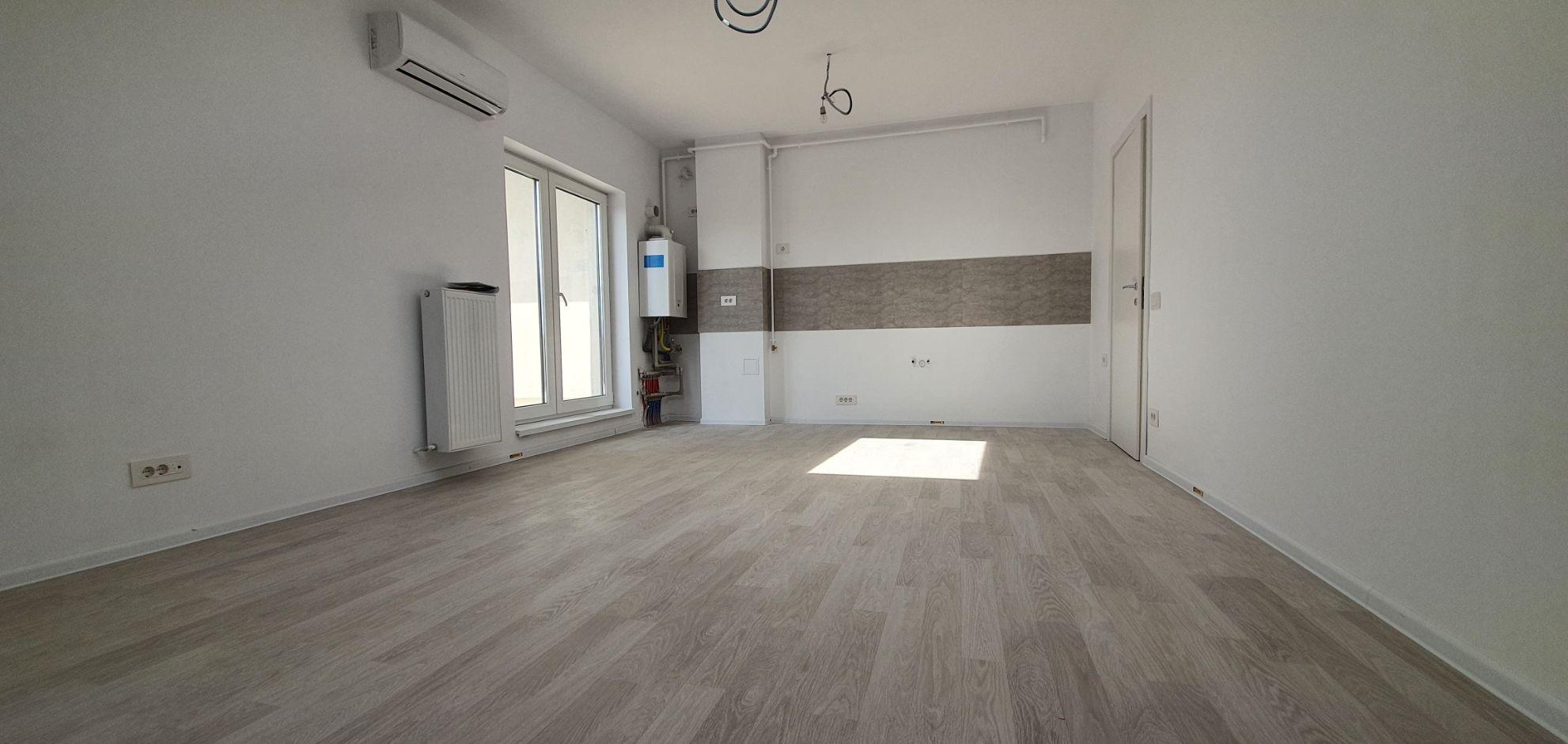 Bloc 2 - Mansarda - Apartament 17 -Living
