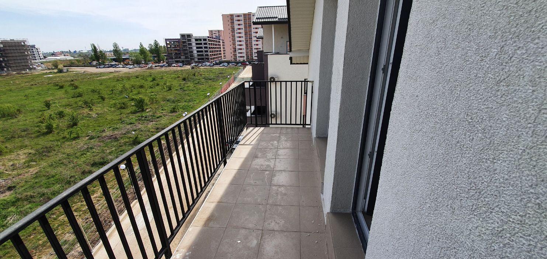 Bloc 2 - Mansarda - Apartament 18 - Balcon