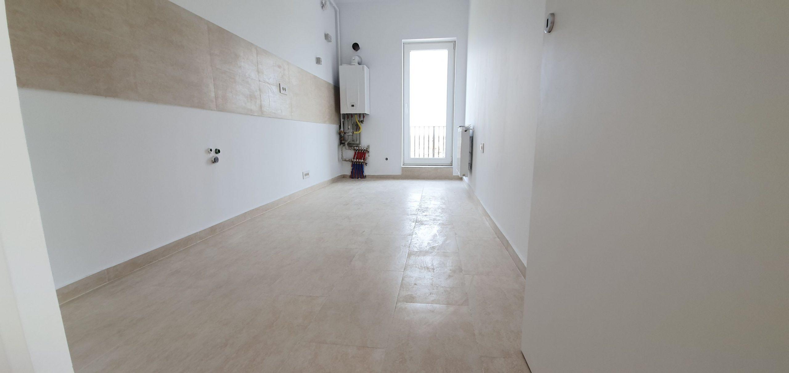 Bloc 2 - Mansarda - Apartament 18 - Bucatarie