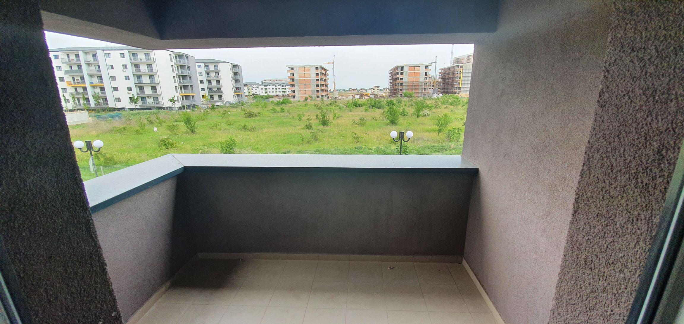 Bloc 2 - Etaj 1 - Apartament 08 - Terasa